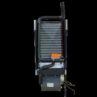 Open Unilux CRFC Retrofit Vertical Fan Coil Unit - Front Open